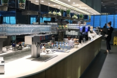 Air China Business Lounge Frankfurt