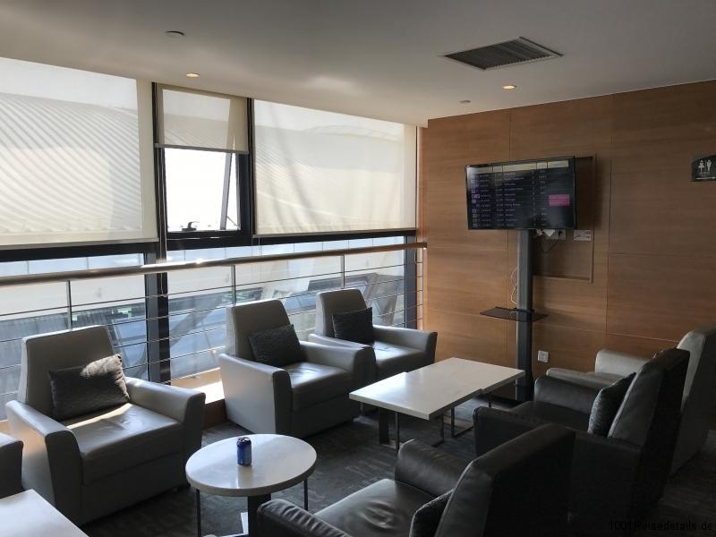 Air China Business Lounge Shanghai