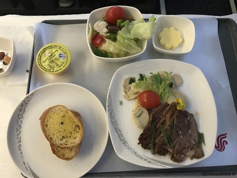 Air China Essen & Trinken