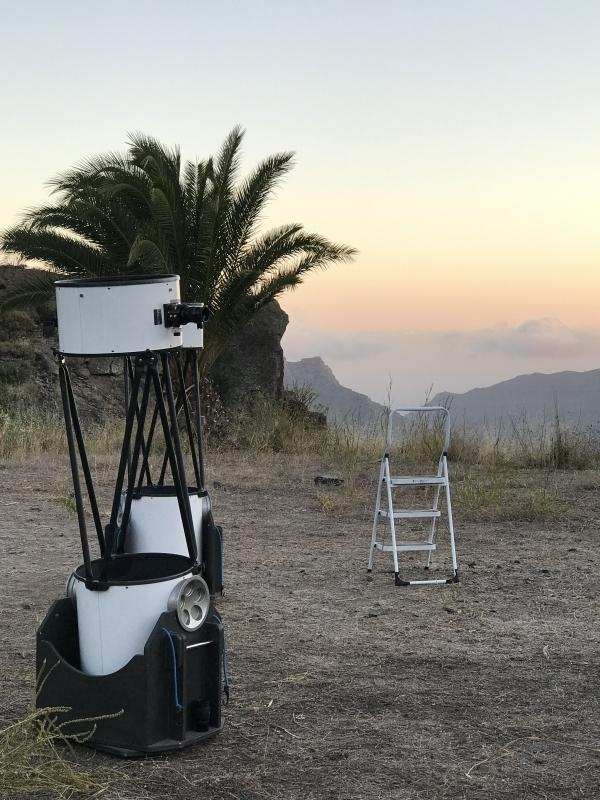 AstroGC Tour Astronomie Workshop