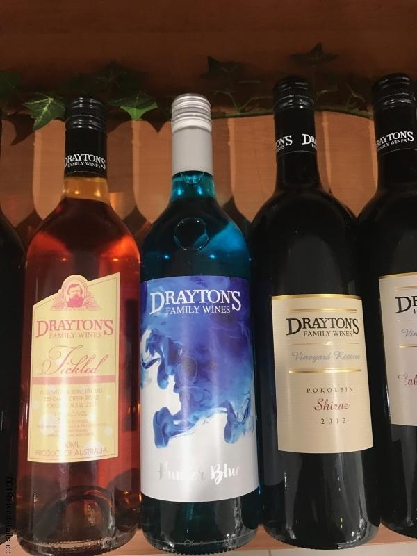 Huntervalley Draytons Weingut