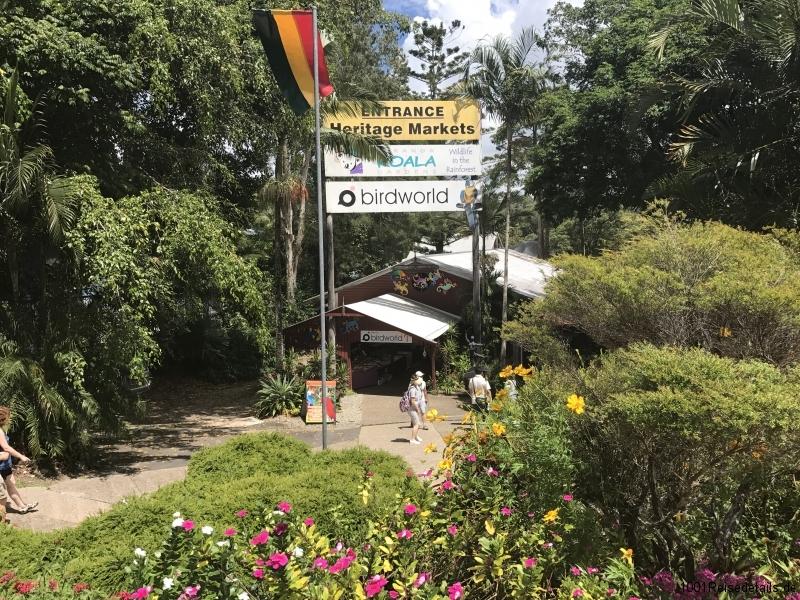 Kuranda Dorf