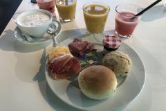 Nhow Hotel Rotterdam Frühstück