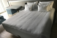 Nhow Hotel Rotterdam Zimmer