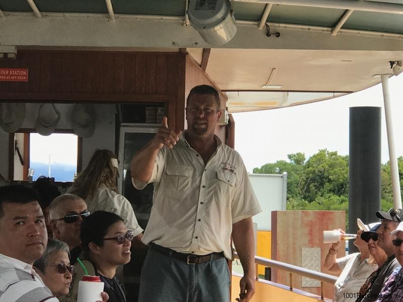 Port Douglas Lady Douglas River Cruise