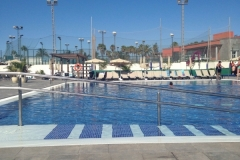 Sol Barbacan Pool Don Fernando