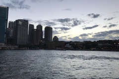 Sightseeing Sydney