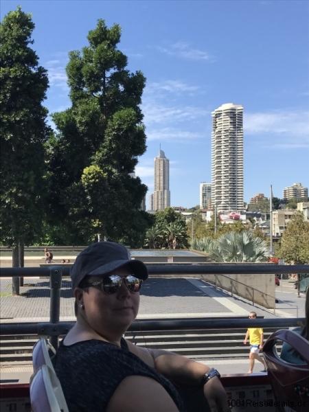 Sydney Hop on Hop off Sightseeing